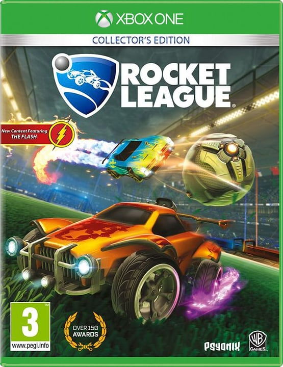 Xbox One - Rocket League Collector's Edition D/F Fisico (Box) 785300131052 N. figura 1