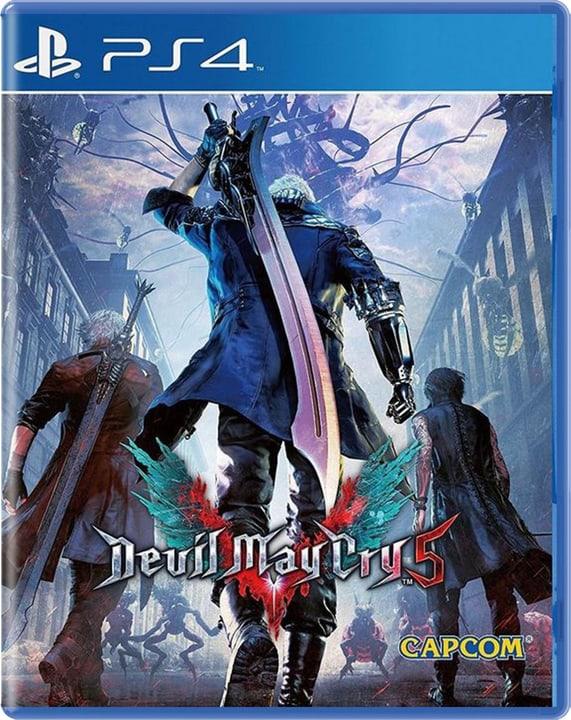 PS4 - Devil May Cry 5 Box 785300138135 Bild Nr. 1