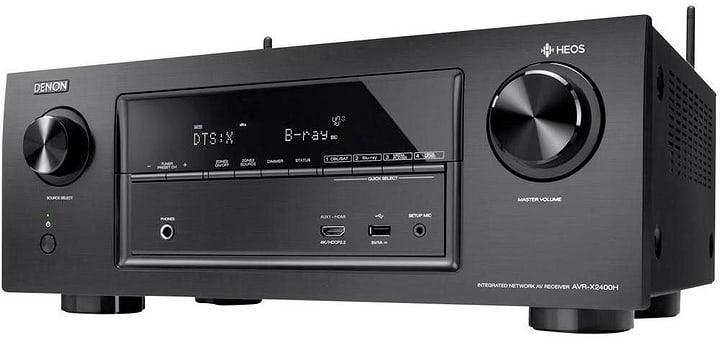 AVR-X2400 - Noir AV-Receiver Denon 785300131579 Photo no. 1