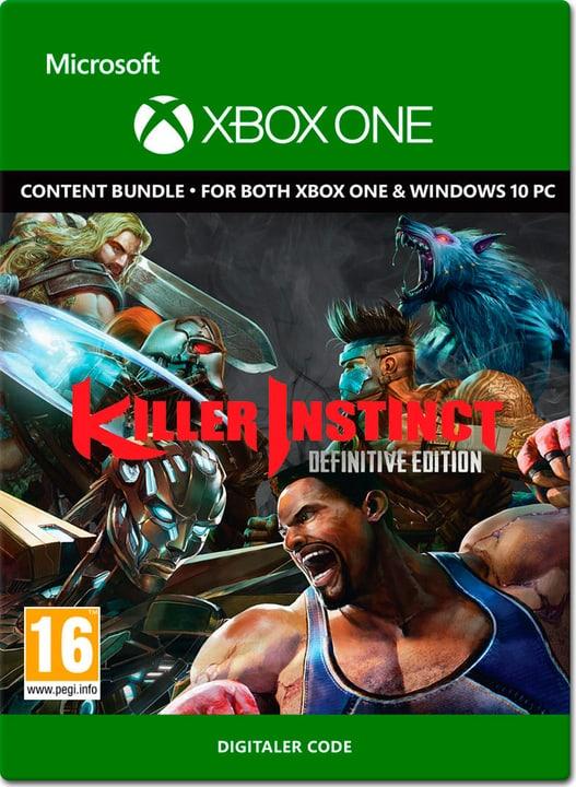 Xbox One - Killer Instinct: Definitive Edition Digital (ESD) 785300137361 N. figura 1