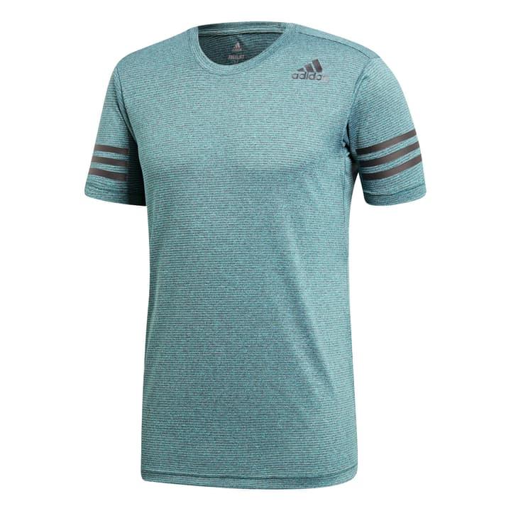 FREELIFT CC Shirt pour homme Adidas 464922500360 Couleur vert Taille S Photo no. 1