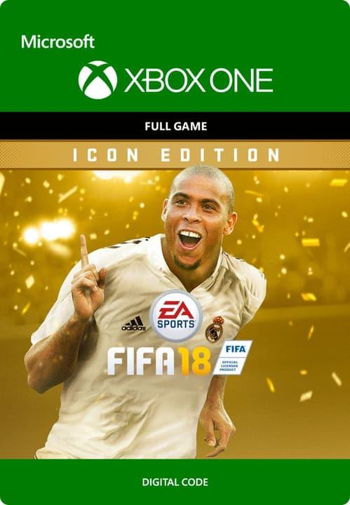 Xbox One - FIFA 18: Icon Edition Digitale (ESD) 785300136411 N. figura 1