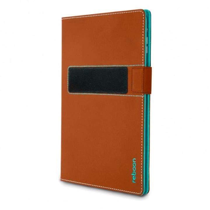 Tablet Booncover M2 Hülle braun reboon 785300125746 Bild Nr. 1