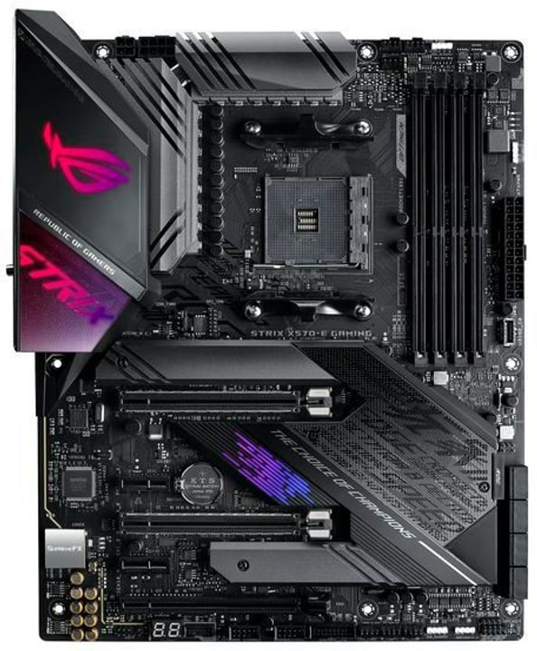 ROG STRIX X570-E Mainboard Asus 785300147427 Photo no. 1