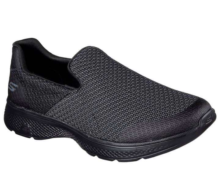 Go Walk 4 Chaussures de loisirs pour homme Skechers 461679340020 Couleur noir Taille 40 Photo no. 1