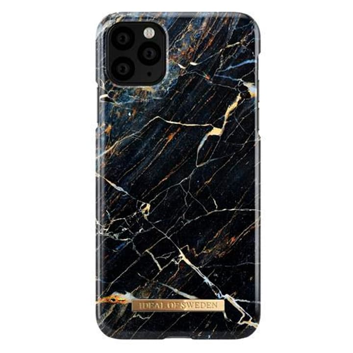 Hard Cover Port Laurent Marble black Coque iDeal of Sweden 785300147950 Photo no. 1