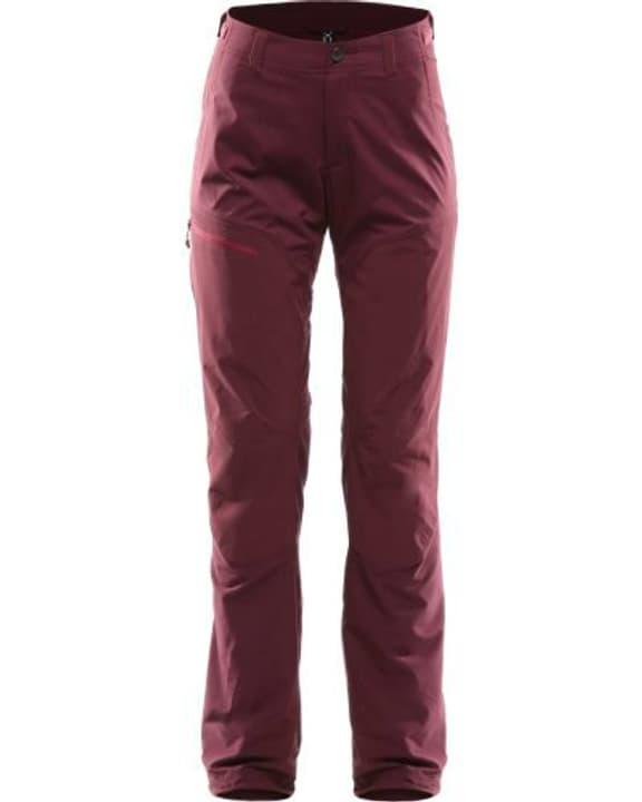 Lite Hybrid Pantalon pour femme Haglöfs 462781203688 Couleur bordeaux Taille 36 Photo no. 1