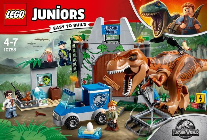 Lego Juniors L'evasione del T. rex 10758 748880400000 N. figura 1