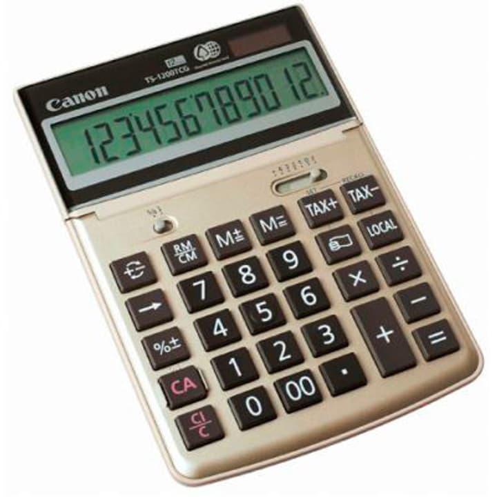 Calculatrice CA-TS1200 12-chiffres Calculatrice Canon 785300151340 Photo no. 1