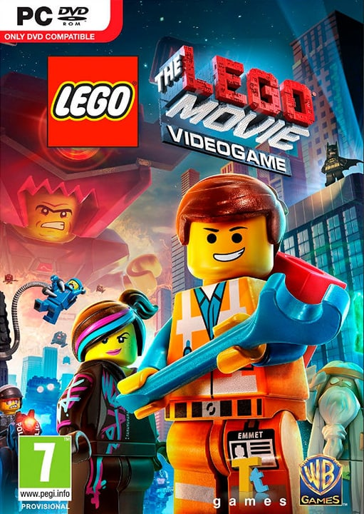 PC - The Lego Movie Videogame Digitale (ESD) 785300133428 N. figura 1