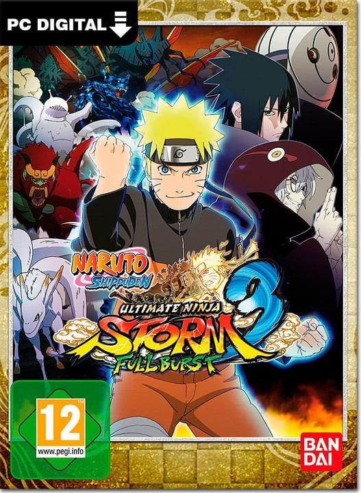 PC - Naruto Shippuden Ninja Storm 3 Full Burst - F Download (ESD) 785300134366 Bild Nr. 1