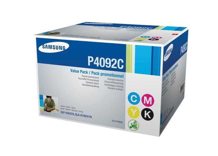 Toner-Modul Multipack Kit Rainbow Samsung 797526400000