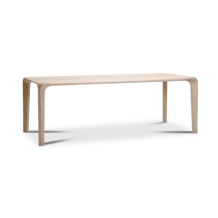 FLOW Table 366029924301 Dimensions L: 240.0 cm x P: 95.0 cm x H: 75.0 cm Couleur Frêne Photo no. 1