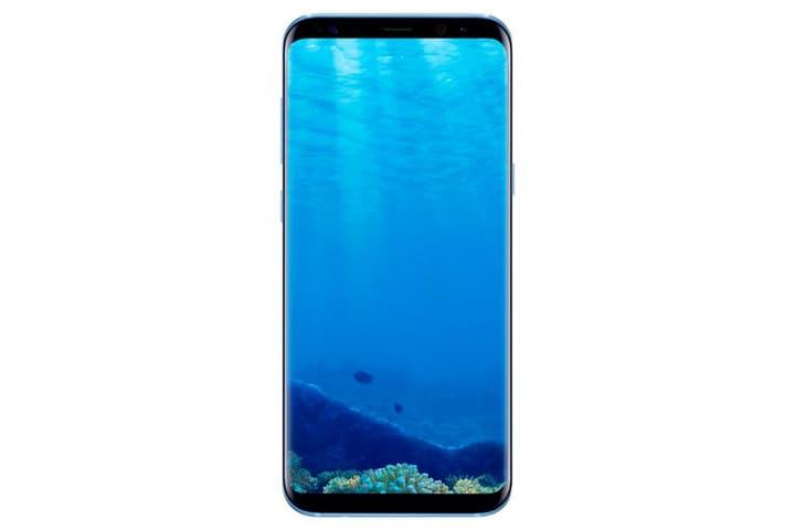 Galaxy S8+ bleu Samsung 785300129037 Photo no. 1