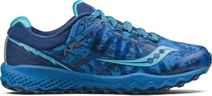 Peregrine 7 ICE+ Damen-Runningschuh Saucony 462017140040 Farbe blau Grösse 40 Bild-Nr. 1