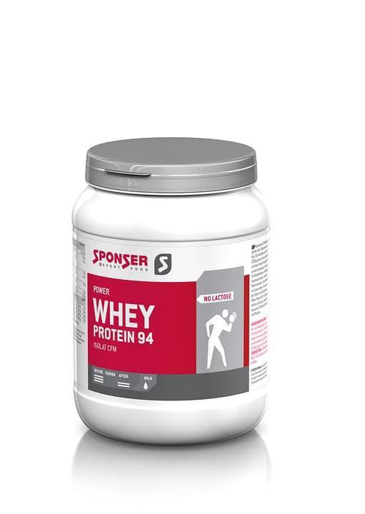 Whey Protein 94 Polvere di siero del latte 850 g Sponser 471907800100 Gusto Chocolate N. figura 1