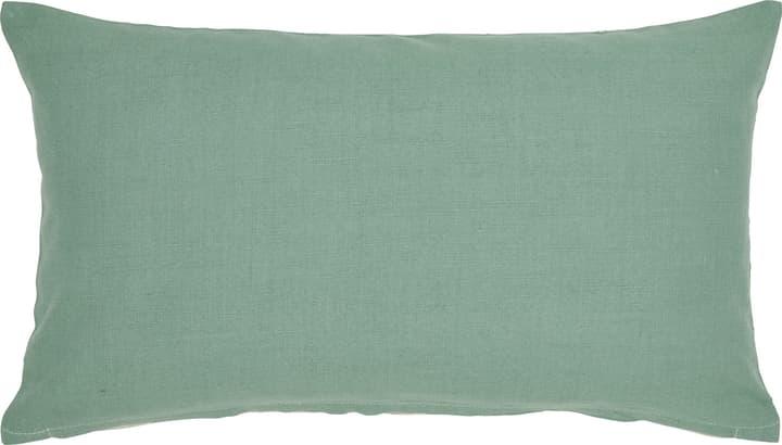 ALICIA Fodera per cuscino decorativo 450759840360 Colore Verde Dimensioni L: 50.0 cm x A: 30.0 cm N. figura 1