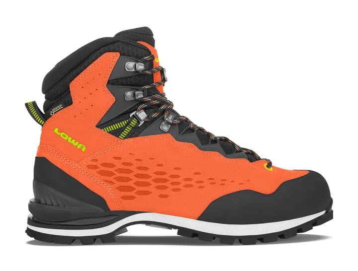 Cadin GTX Mid Unisex-Trekkingschuh Lowa 473316843534 Farbe orange Grösse 43.5 Bild-Nr. 1