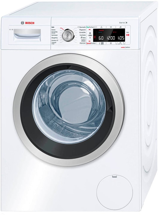 WAW32640CH Lave-linge Bosch 785300134898 Photo no. 1