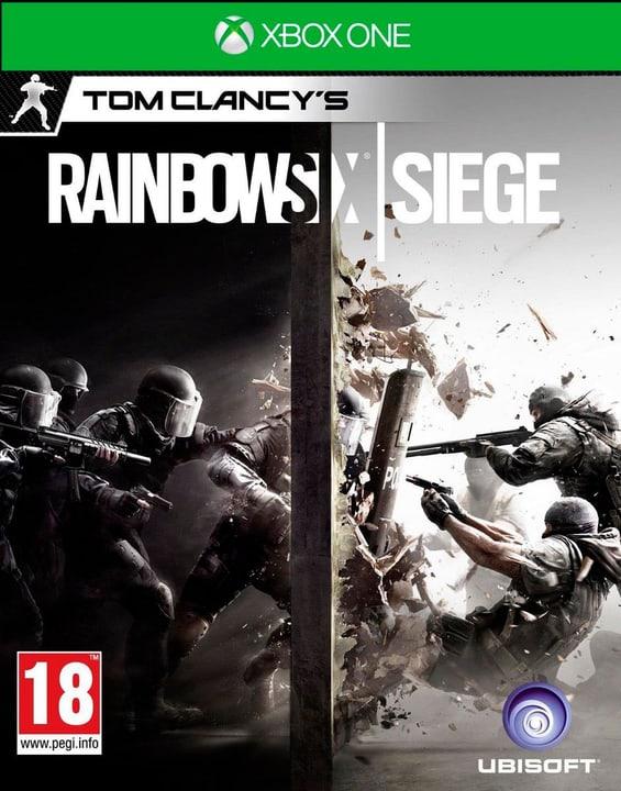 Xbox One - Rainbow Six Siege Box 785300120076 Bild Nr. 1