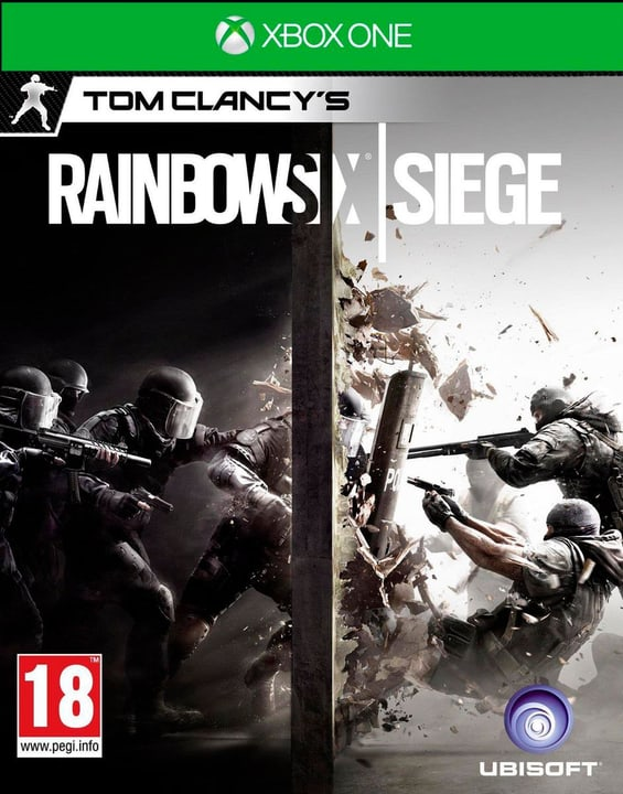 Xbox One - Rainbow Six Siege Box 785300120076 N. figura 1