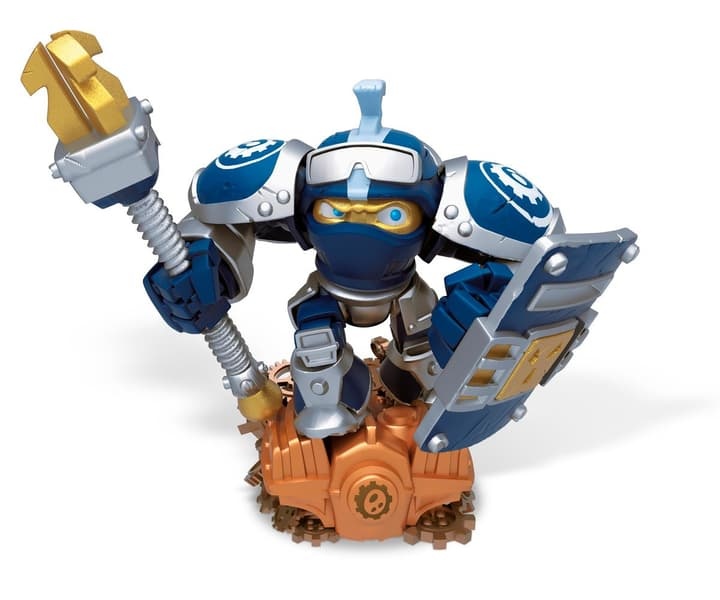 "Skylanders SuperChargers Personnage ""High Volt"" 785300120159 Photo no. 1"