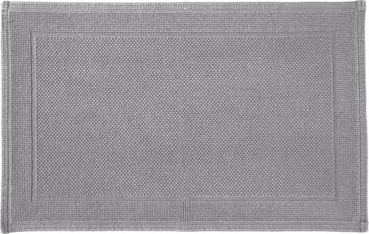 NAVE Tapis en tissu éponge 450854721582 Couleur Gris moyen Dimensions L: 50.0 cm x H: 80.0 cm Photo no. 1