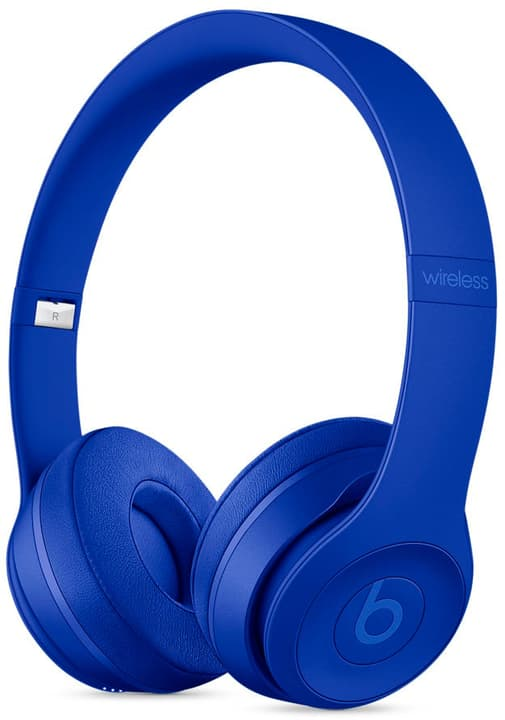 Beats Solo3 Wireless - Neighborhood Collection - On-Ear casque -  Bleu océan Beats By Dr. Dre 785300130794 Photo no. 1