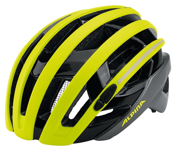Campiglio Bikehelm Alpina 462929257355 Farbe neongelb Grösse 57-61 Bild-Nr. 1