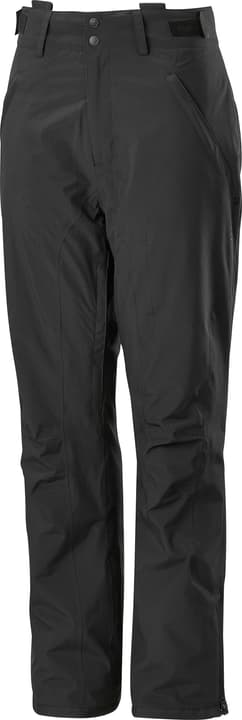 Pantalone da sci da uomo Taglia corta Trevolution 460358102520 Colore nero Taglie 25 N. figura 1