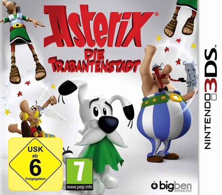3DS - Asterix: Die Trabantenstadt Box 785300121561 Bild Nr. 1