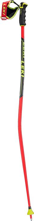 Worldcup Racing GS Bastoncino da sci da adulto Leki 493930912530 Colore rosso Lunghezza 125 N. figura 1