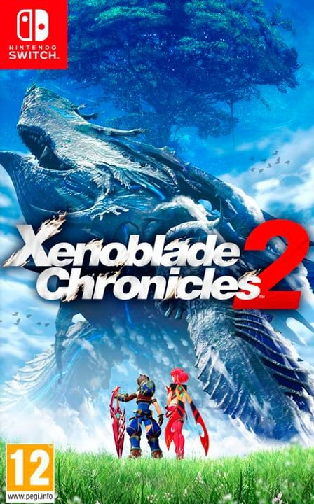 NSW - Xenoblade Chronicles 2 D Box 785300130136 N. figura 1