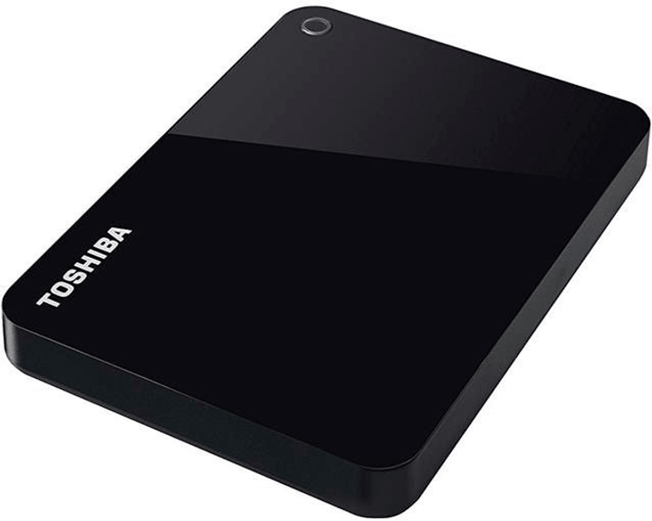 Canvio Advance 3TB HDD Extern Toshiba 785300136593 N. figura 1