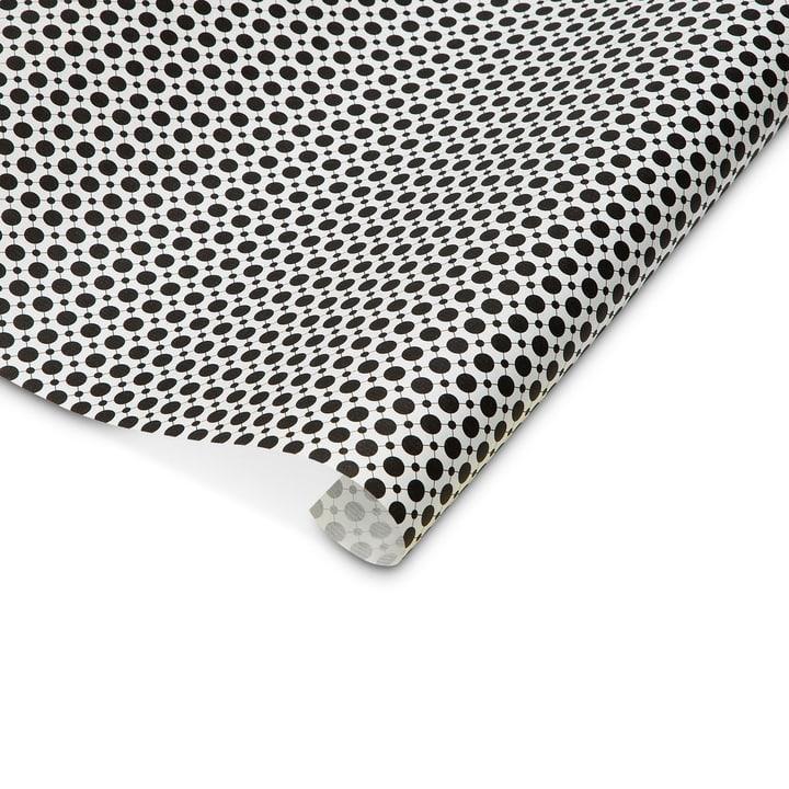 DOT papier de cadeau 70cm x 5m 386187900000 Couleur Noir Dimensions L: 500.0 cm x P: 70.0 cm Photo no. 1