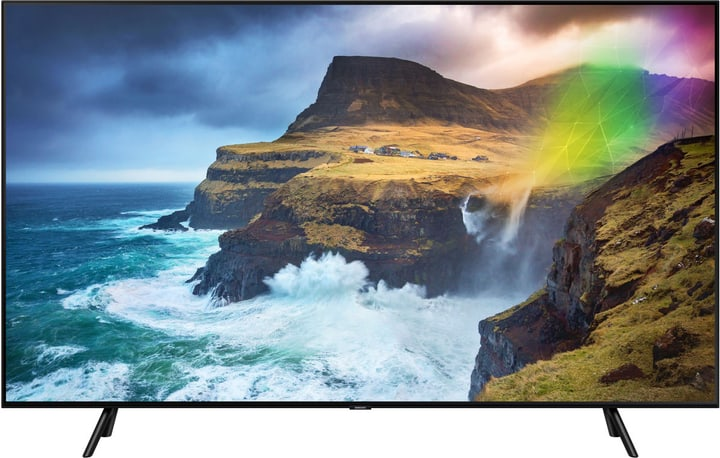 QE-49Q70R 123 cm 4K QLED TV Samsung 785300144154 Bild Nr. 1