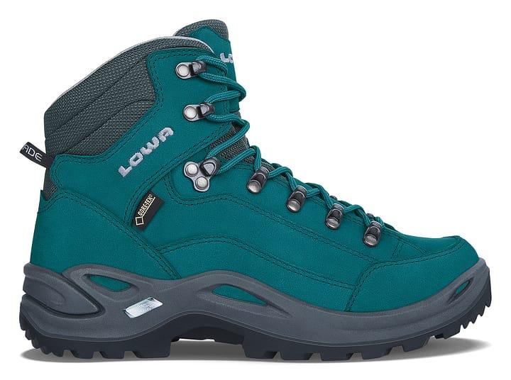 Renegade Mid GTX Chaussures de randonnée pour femme Lowa 499696835565 Couleur petrol Taille 35.5 Photo no. 1