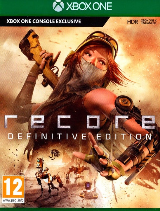 Xbox One - ReCore Definitve Edition Box 785300129686 Photo no. 1