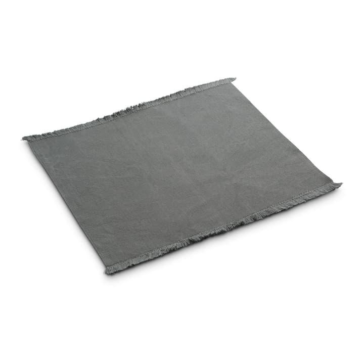 EDELFA Tischset 378152200000 Farbe Dunkelgrau Grösse B: 45.0 cm x T: 33.0 cm Bild Nr. 1
