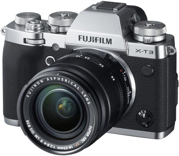 X-T3 Kit (18 - 55 mm, 26.10MP, 30FPS, WLAN) appareil photo FUJIFILM 785300145112 Photo no. 1