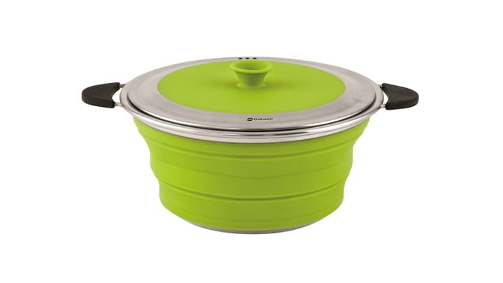 Collaps Pot with Lid M Service casseroles Outwell 491294400000 Photo no. 1