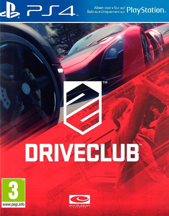 PS4 - Driveclub 785300129962 Photo no. 1