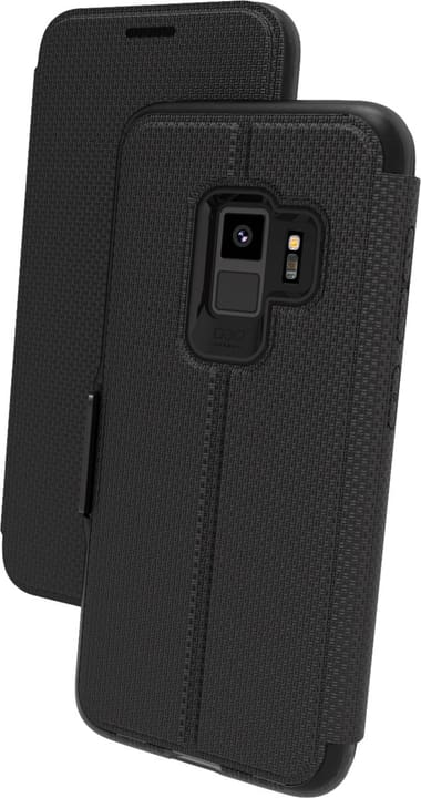 Oxford for Galaxy S9 Black Hülle Gear4 798615100000 Bild Nr. 1