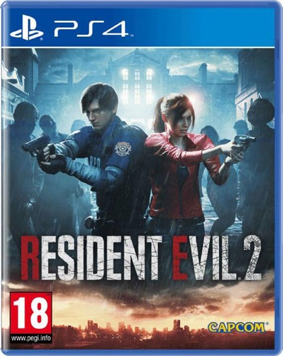 PS4 - Resident Evil 2 Box 785300138134 Bild Nr. 1