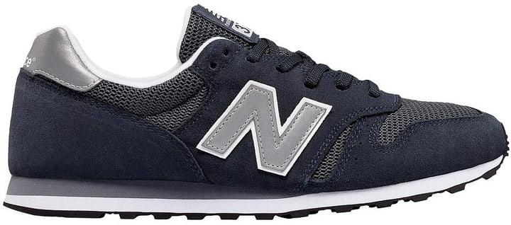 ML373 Chaussures de loisirs unisexes New Balance 462036036022 Couleur bleu foncé Taille 36 Photo no. 1