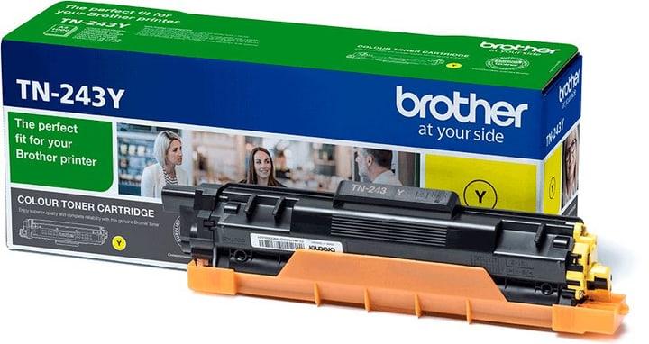TN-243Y giallo Toner Brother 798561200000 N. figura 1