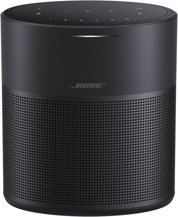 Home Speaker 300 - Noir Haut-parleur smart Bose 772832400000 Photo no. 1
