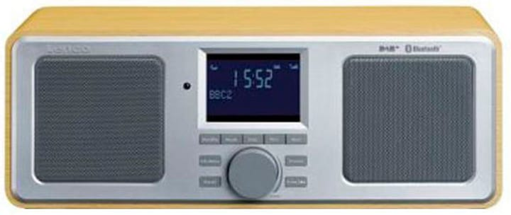 DAR-015 Wood DAB+ Radio Lenco 785300148614 Photo no. 1