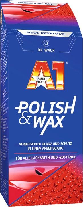Image of A1 Polish & Wax Pflegemittel