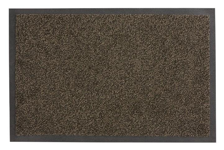 BEAT paillasson 412830006089 Couleur brun Dimensions L: 60.0 cm x P: 90.0 cm Photo no. 1